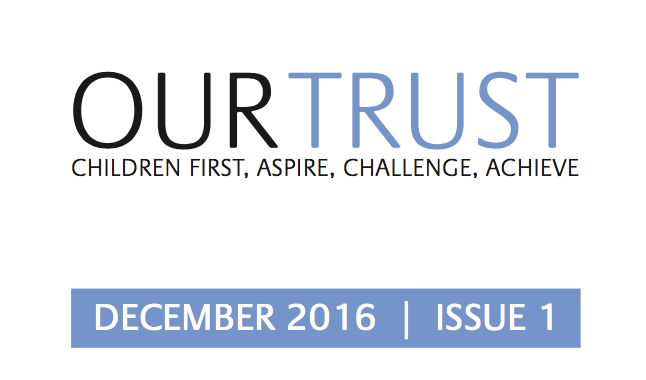 Our Trust Newsletter – First Edition
