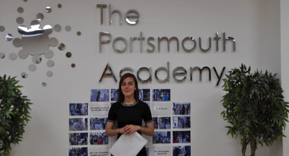 The Portsmouth Academy GCSE Results 2017