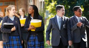 The Rochester Grammar School and Holcombe Grammar School Celebrate Top Rankings in GCSE Results
