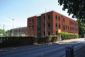 Portsmouth Academy - Proposed Building Illustration