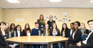 Kelly Tolhurst MP Welcomed at High-Performing Rochester Grammar School