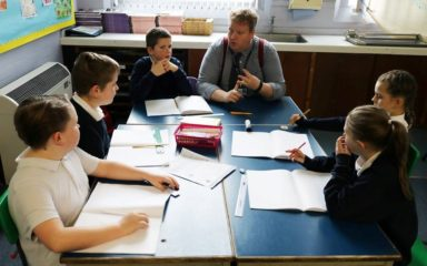 Our Pupils Thrive – Six Weeks Reflection