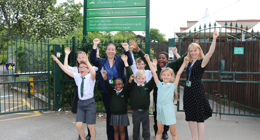 """Good"" Across The Board: Cedar Children's Academy's Success Confirmed by Ofsted"