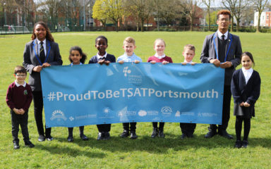 The Portsmouth Academy Expands Pupil Numbers