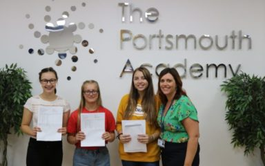 The Portsmouth Academy Ranked Among Best Schools in the South East