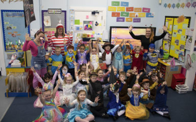 Words Inspire at Thinking Schools 'World Book Day'