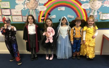 World Book Day celebrated in style for Trust Thinking schools