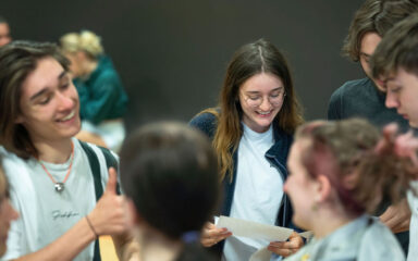 Outstanding A Level results for our Trust schools!